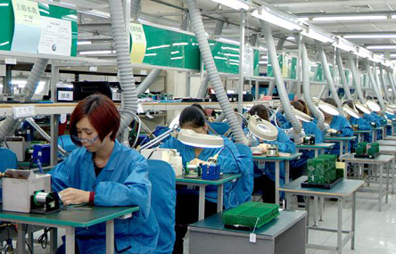 Printed Circuit Board assembly Line